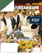 New Jersey Jewish Standard - 10/5/2012