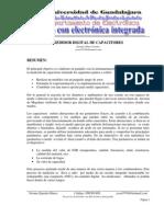 Medidor Digital de Capacitores