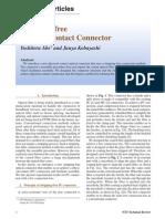 Conectores Fibra Ntt Technical