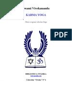 Libro Karma Yoga de Vivekananda-PDF