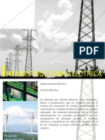 INFRAESTRUCTURA ELECTRICA
