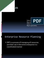 ERP Modules