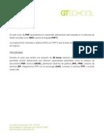 Indice de Php Avanzado