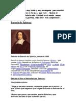 Spinoza, Baruch - Dios o Naturaleza (3P)