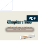 Leading the Process of Crafting and Executing Strategy