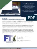 FTI ECRV Brochure 2012