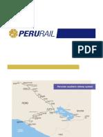 PeruRail Presentación TMLA 2012