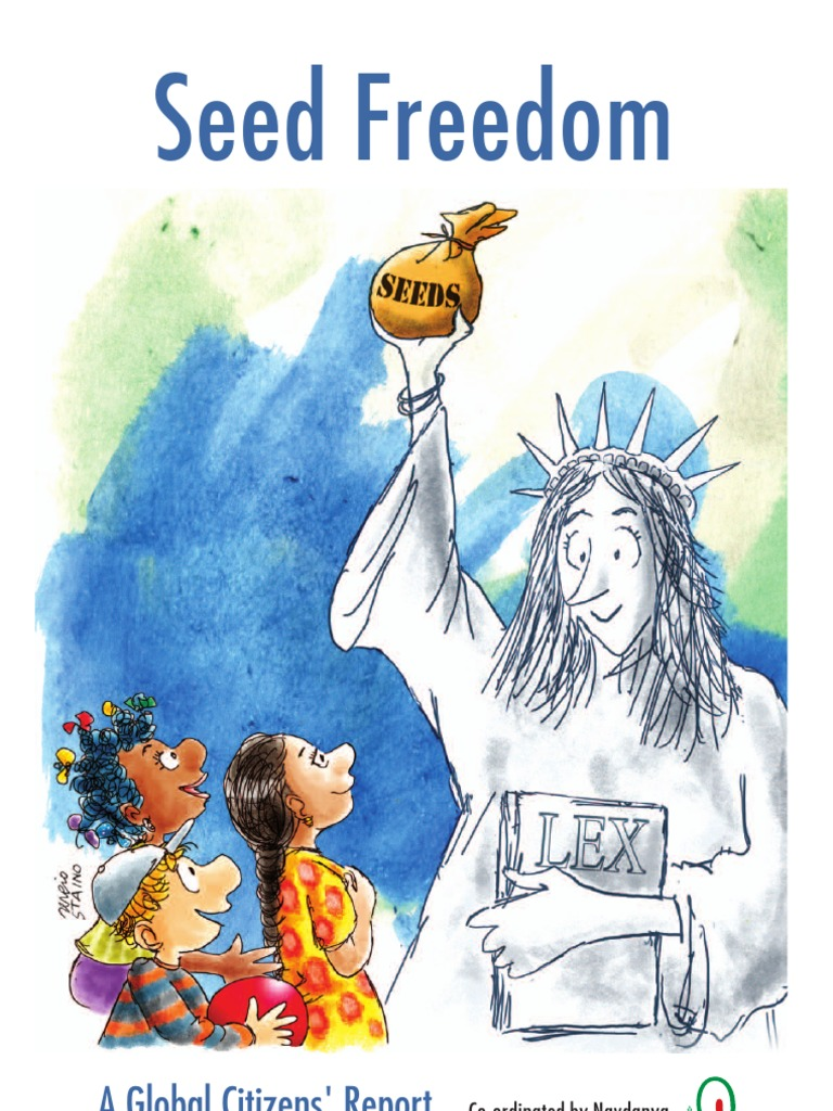 Seed Freedom A Global Citizens Report