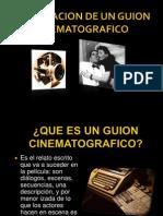 Elaboracion de Un Guion Cinematografico