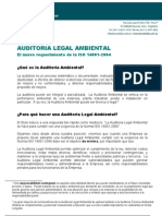 1. Requisitos Legales. Cumplimiento Legal