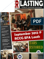 RCCG Everlasting Father's Assembly Leeds Online Newsletter