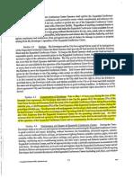 1999 Core Agreement Conference Center - Revenues