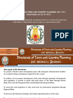 The Tamil Nadu Town & Country Planning Act,1971