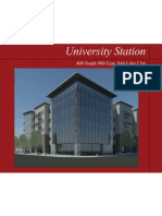 University Station housing proposal at University of Utah