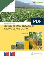 Manual de Recomendaciones Cultivo de Maiz Grano CropCheck