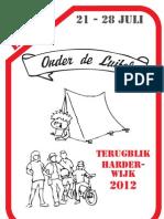 Onder de Luifel 2012