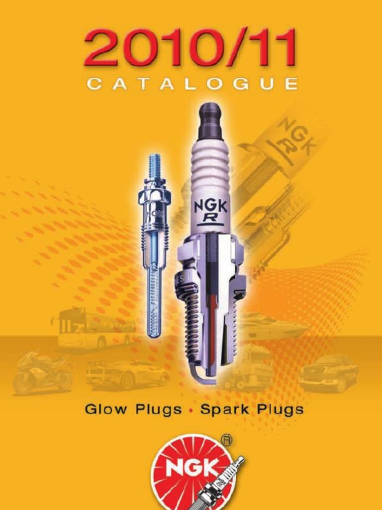 1x Champion Spark Plug RL87YC