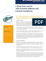 FRANCHISE CASE STUDY