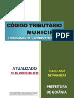 Codigo Tributario Municipal