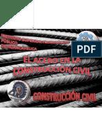 ACEROS DE CONSTRUCCIÓN