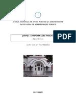 Stiinta administratiei, AN III, FAP SNSPA