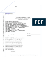 Pr Complaint CA Change Therapy 100412