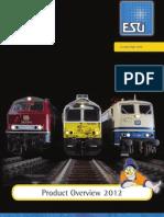 52922 Product-Overview 2012 ESU-KG en eBook