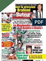 LE BUTEUR PDF du 05//10/2012