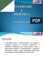 Diversidade e Bioetica(1)