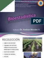 Bioestadística RECOLECCIÓN