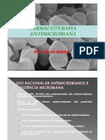 Farmacoterapia Antimicrobiana Antifungicos e Antivirais
