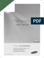 Refrigerator Manual 1