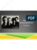 Music Iconography Coldplay