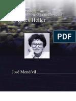 59384149 La Condicion Humana Etica y Politica de La Modernidad en Agnes Heller de Jose Mendivil Version Definitiva