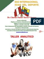 Taller Analitico Gestion Deportiva de Calidad