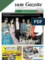 Platinum Gazette 05 October 2012