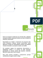 portafolio arqestudio 1998-2012