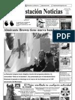 La ESTACIÓN nOTICIAS Nº 23, SALIDA 5 DE oCTUBRE  2012