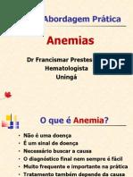 Aula Anemias
