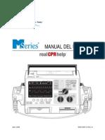 Monitor y Desfibrilador Zoll - Manual