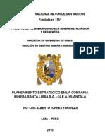 CIA Minera Santa Luisa s.a.