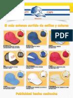 Catalogo Quality Caps