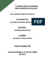 Sistema Operativo-Active Directory