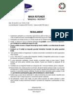02. Regulament Masa Rotunda 2012 - Alegeri Locale