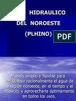 Plan Hidráulico del Noroeste (PLHINO)