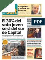 Diario 2012 Sur o no Sur