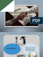 Escrituracion y Titulacion de Bien Inmueble