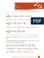 Actividad 3. Sumas de Riemann