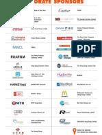 2011 Marketing Award Brochure
