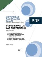 6 Solubilidad de Las Proteinas II Leche y Huevo